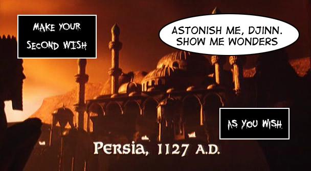 Persia 1127 AD