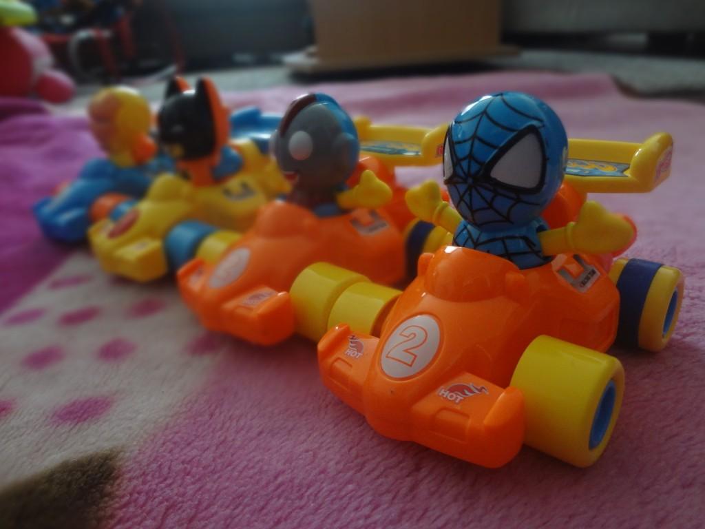 Kart Racing Crossover