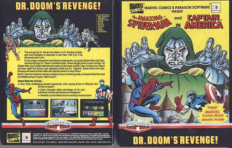 Dr.DoomsRevenge