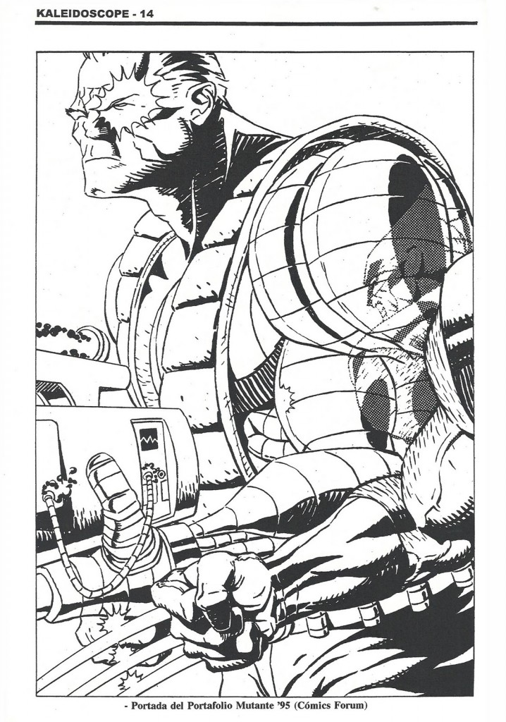 Cable & Wolverine