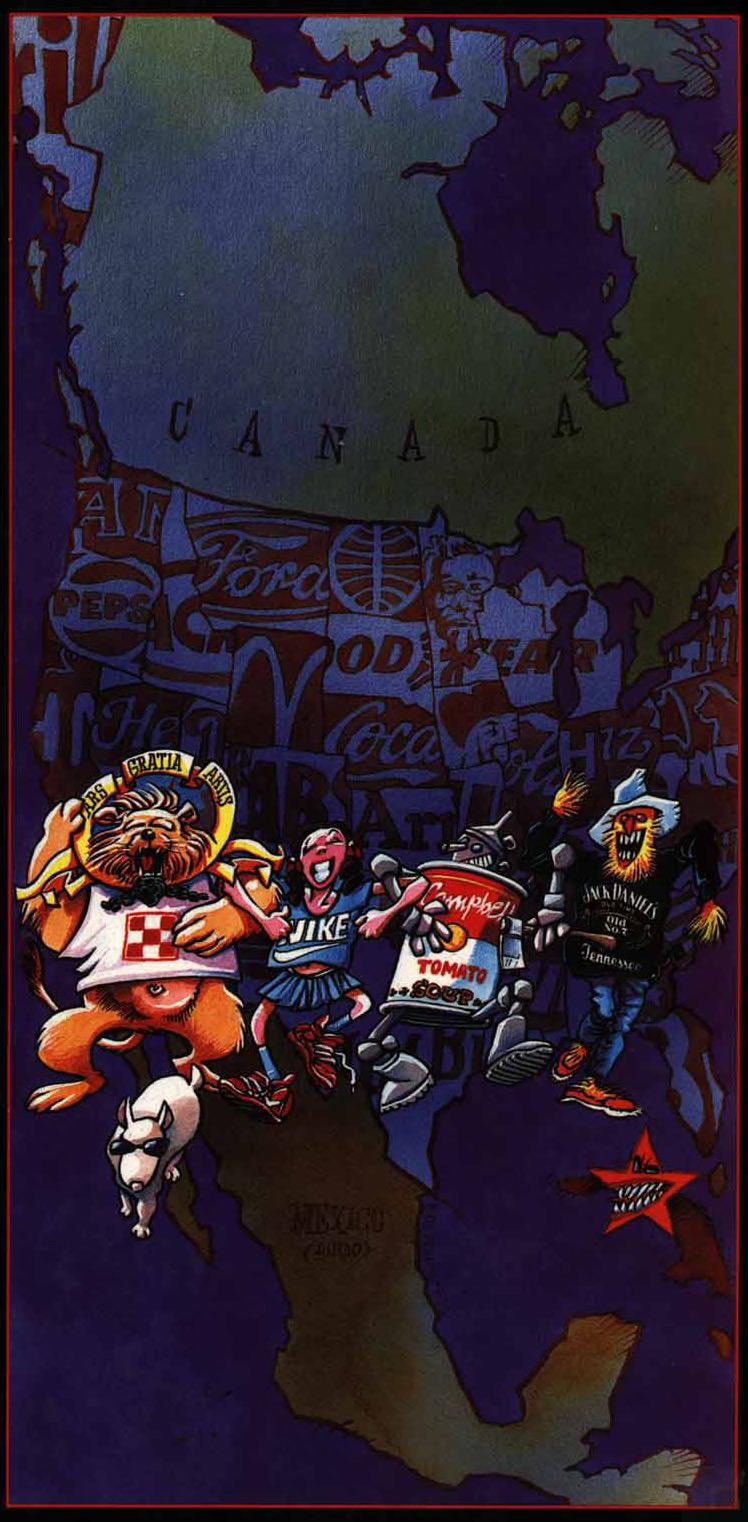 Back cover of Marketing & Utopia