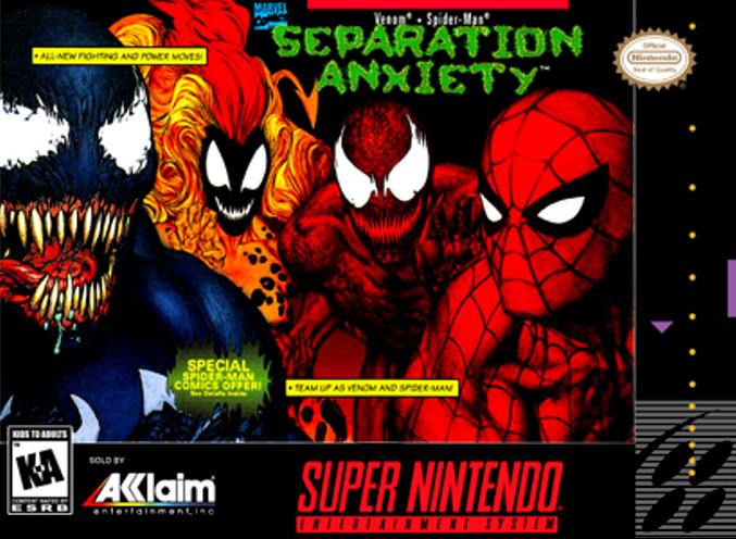 Spider-Man & Venom - Separation Anxiety.zip