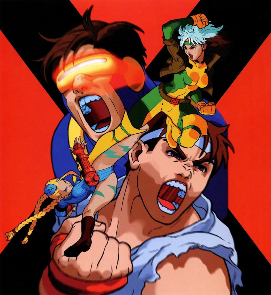X-Men_Vs_SF_Art