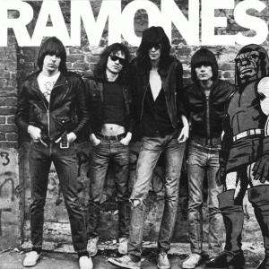 First Ramones Album cover