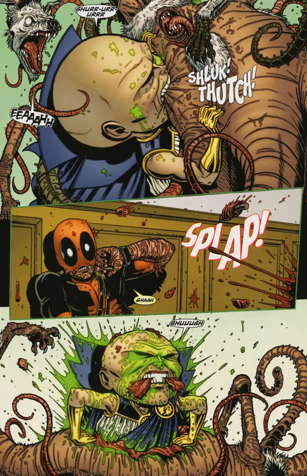 Page of the week - Deadpool Team-Up 884